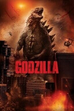 Godzilla (2014) - Key Art