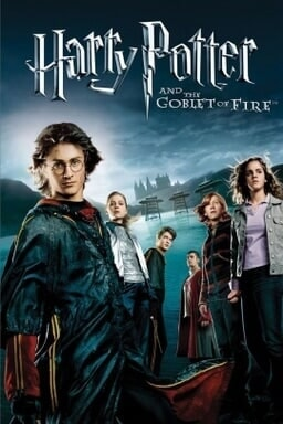 Harry Potter and the Goblet of Fire - Key Art