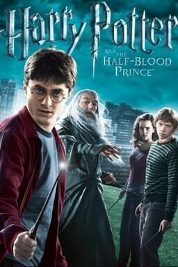 Harry Potter and the Half-Blood Prince - Key Art