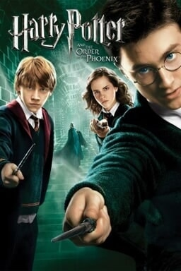 Harry Potter and the Order of the Phoenix - Key Art