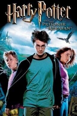 Harry Potter and the Prisoner of Azkaban - Key Art