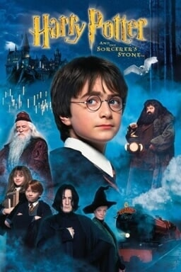 Harry Potter and the Sorcerer's Stone: Extended Version - Key Art