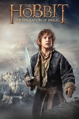 The Hobbit: The Desolation of Smaug - Key Art