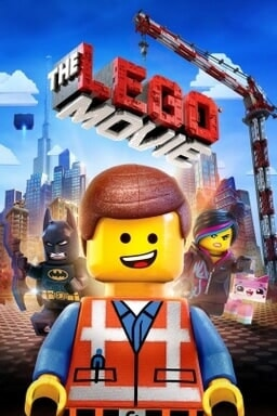 The LEGO Movie - Key Art
