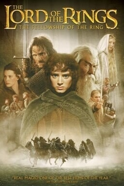 The Lord of the Rings: Fellowship of the Ring - Key Art