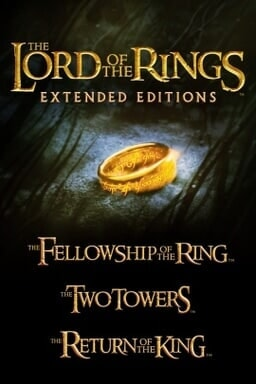 The Lord of the Rings Trilogy: Extended Edition - Key Art