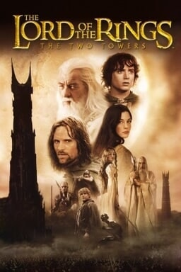 The Lord of the Rings: Two Towers, The (Extended Version) - Key Art