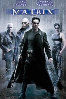 The Matrix - Key Art