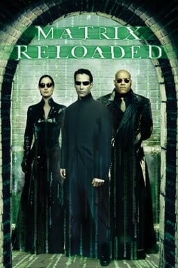 The Matrix Reloaded - Key Art