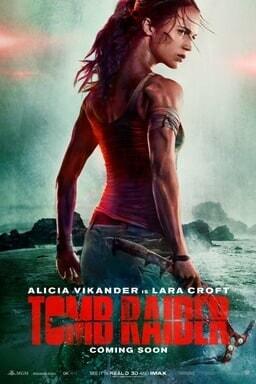 Tomb Raider - Key Art