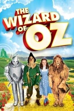 Wizard of Oz, The (1939) - Key Art