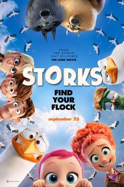 Storks - Key Art
