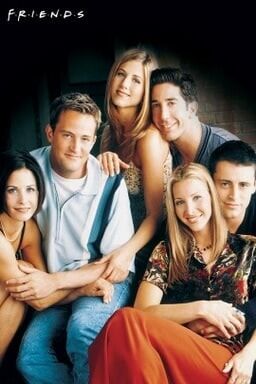 Friends: the Complete Series Collection - Key Art