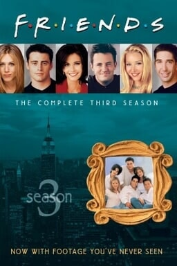 Friends: Season 3 - Key Art