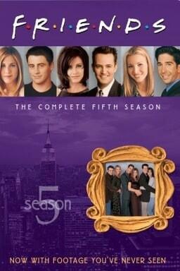 Friends: Season 5 - Key Art