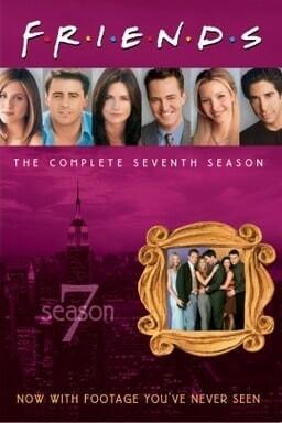 Friends: Season 7 - Key Art