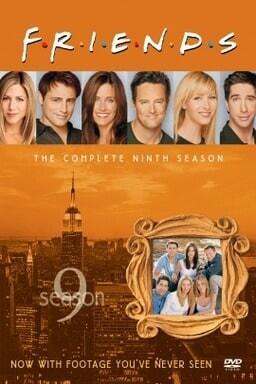 Friends: Season 9 - Key Art