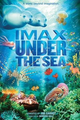 Under the Sea - Key Art