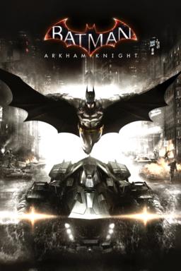 Batman: Arkham Knight - Key Art