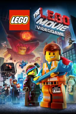 The LEGO Movie Videogame - Key Art