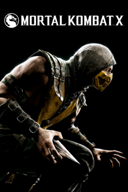 Mortal Kombat X - Key Art