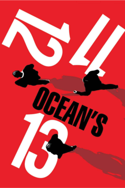 Ocean's Trilogy Collection - Ocean's 11, 12, & 13 - Key Art