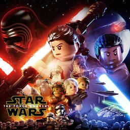 LEGO Star Wars: The Force Awakens - Key Art