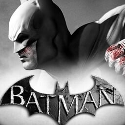 Batman: Arkham City Lockdown - Key Art
