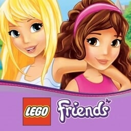 LEGO Friends - Key Art
