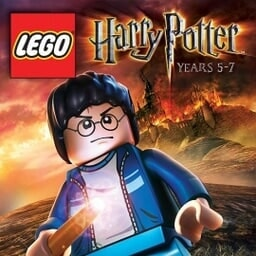 LEGO Harry Potter: Years 5-7 - Key Art