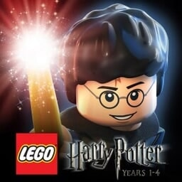 LEGO Harry Potter: Years 1-4 - Key Art
