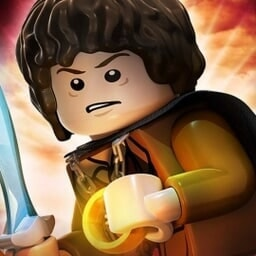 LEGO The Lord Of The Rings - Key Art