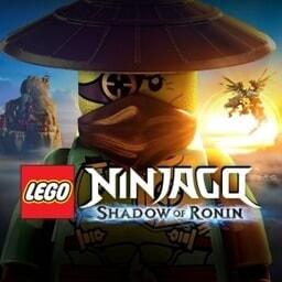 LEGO Ninjago: Shadow Of Ronin - Key Art