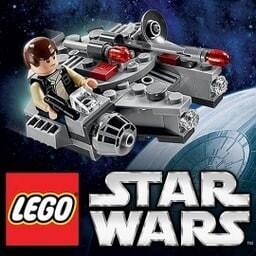 LEGO Star Wars: Microfighters - Key Art