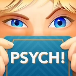 Psych! Outwit Your Friends - Key Art