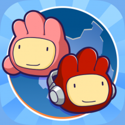 Scribblenauts Unlimited - Key Art