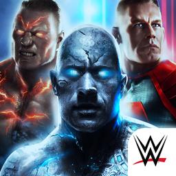 WWE Immortals - Key Art